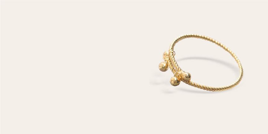 perhiasan anak emas gloria